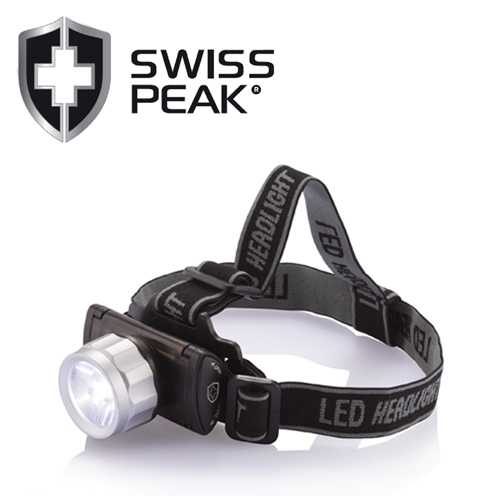 [SWISS PEAK] HEAD TORCH 헤드 토치 - SW513951