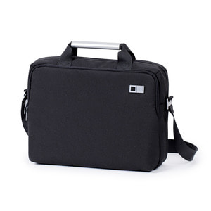 "AIRLINE 13"" DOCUMENT BAG Black - LN2104N"