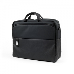 "[LEXON] SPY 17"" DOCUMENT BAG / 블랙 -LN1719N"