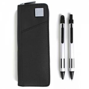 AIRLINE 2 PEN SET BLACK-LN307N3