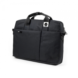 [LEXON] APOLLO - 17'' DOCUMENT BAG /블랙 - LN1619N