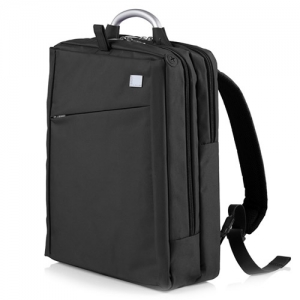 [LEXON] AIRLINE DOUBLE backpack Black - LN314N3
