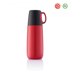 [XD design] BOPP HOT flask 봅 핫 보온병/레드 - XD433224