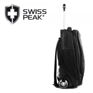 [SWISS PEAK] Backpack Trolley 백팩 트롤리 - SW742081