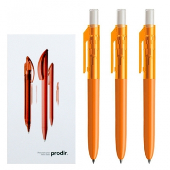 [PRODIR] DS04 Push Ball Pen 3개 SET - PRDS04PTP_M3