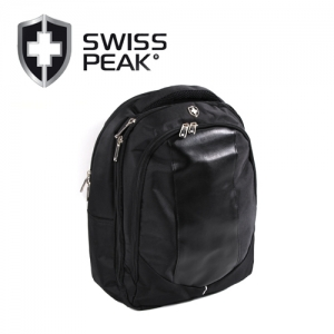 [SWISS PEAK] Laptop Backpack 랩탑 백팩 - SW742001