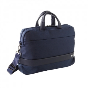 Easy + Double-Handle Briefcase With Laptop And Ipad Pockets - EP007NB