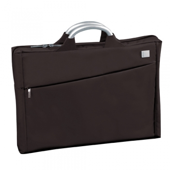 Airline Simple Document bag - Chocolate (LN326M)